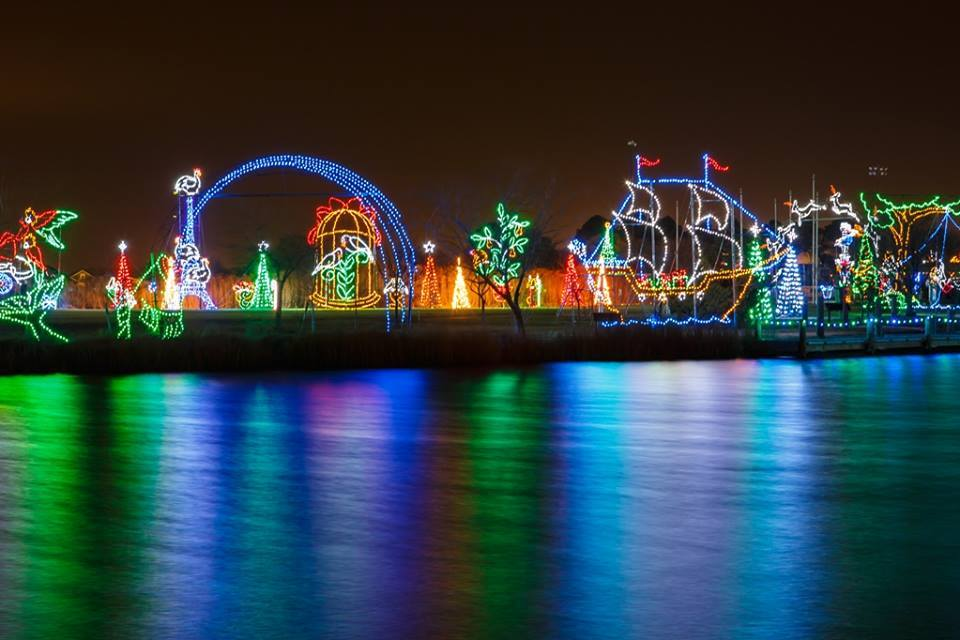Image result for Winterfest of Lights, Ocean City